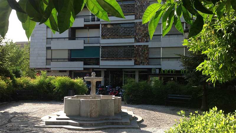 Plaza Bibataubín